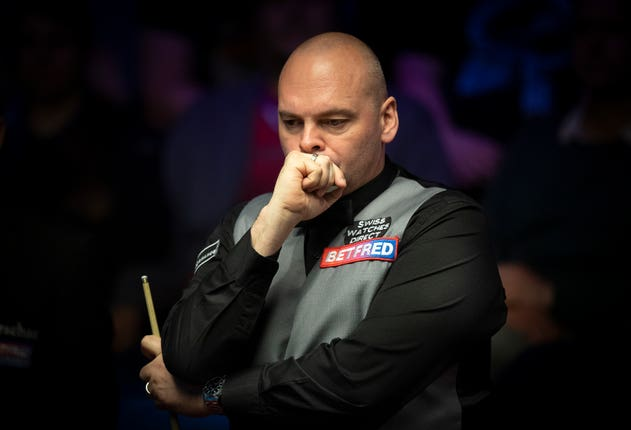 Stuart Bingham was found to have placed bets of close to £36,000.