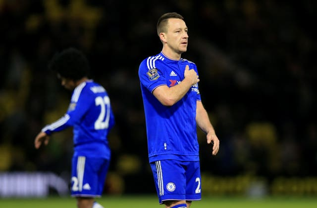 Terry was Chelsea through and through during his playing days