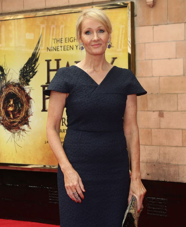JK Rowling birthday