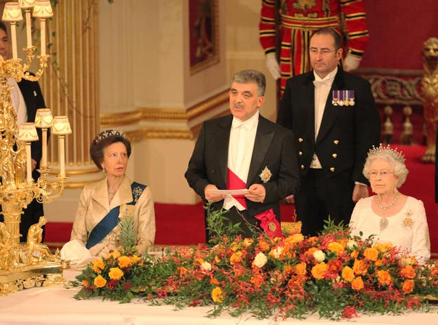 Turkish state visit to Britain – Day One