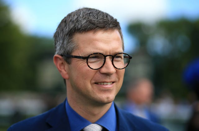 Roger Varian has high hopes for Surfman