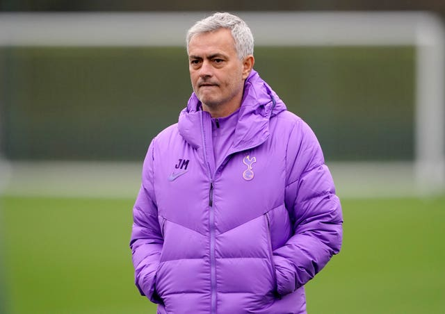 Jose Mourinho will return to the Champions League with Tottenham