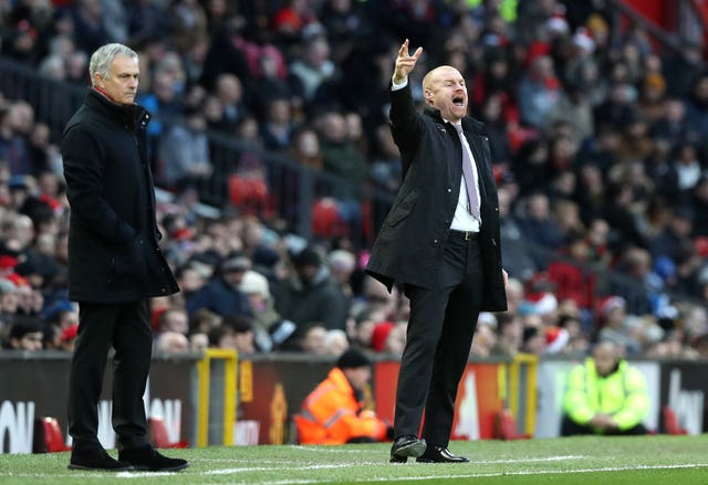 Manchester United v Burnley – Premier League – Old Trafford
