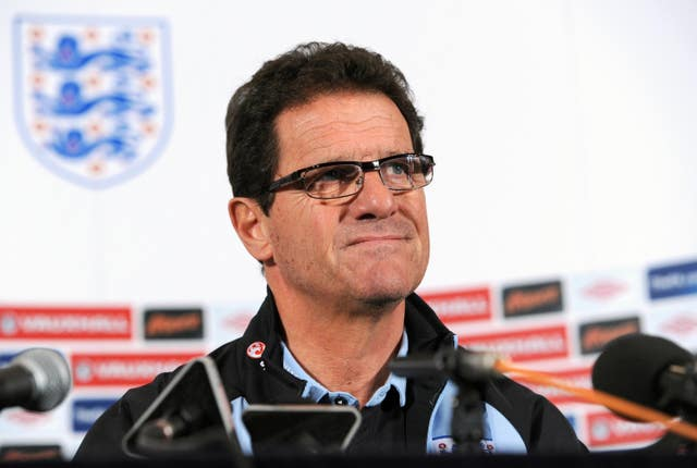England have previously turned to foreign managers, such as Fabio Capello