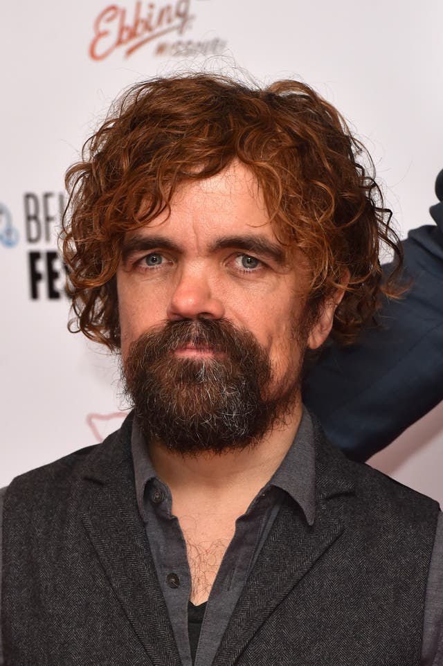 Tyrion Lannister is played by Peter Dinklage