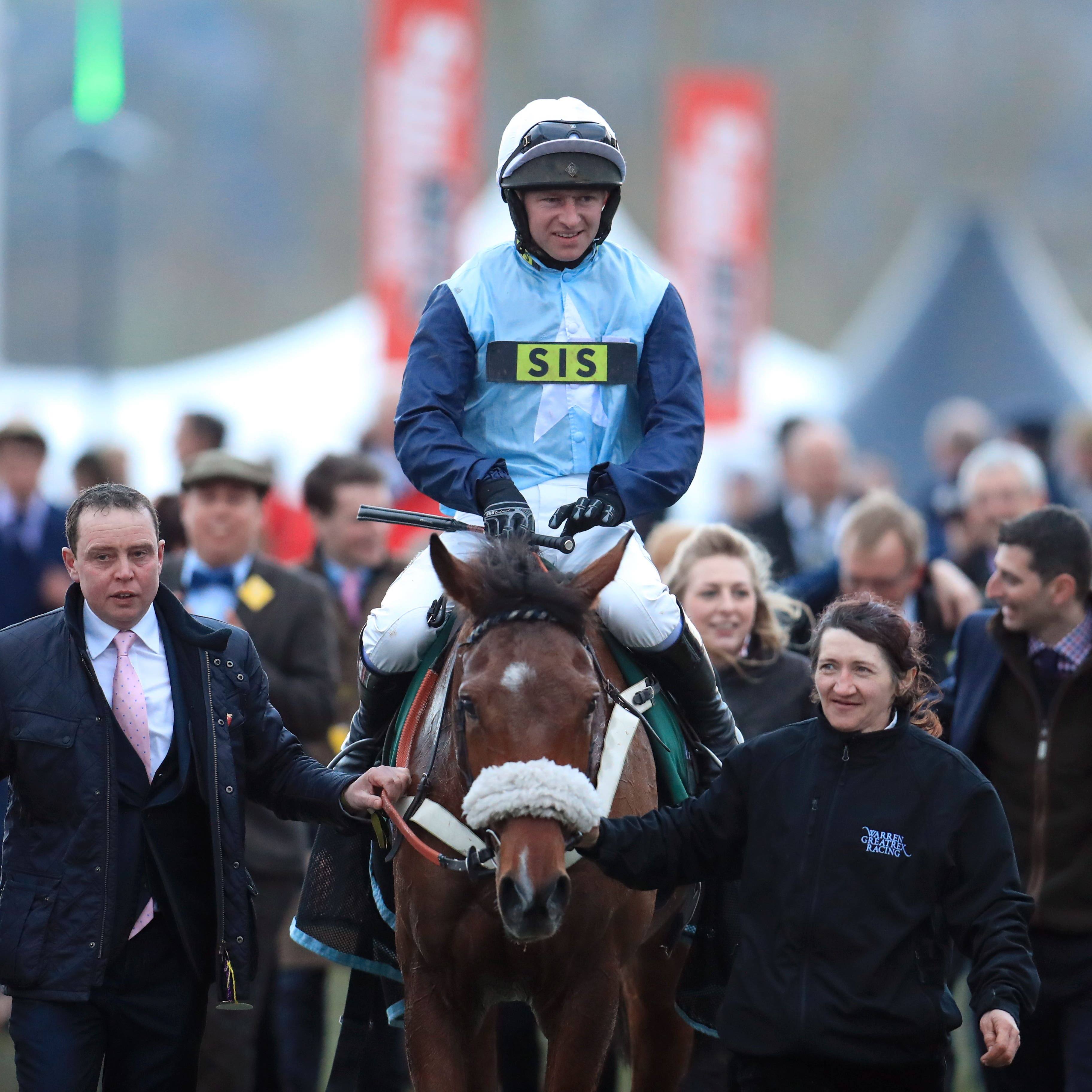Missed Approach could head to the Betfred Eider Chase at Newcastle