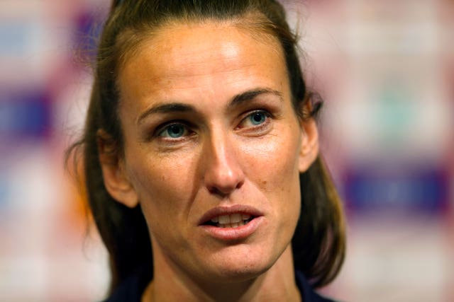 Jill Scott described England's 2014 defeat to Germany at Wembley as