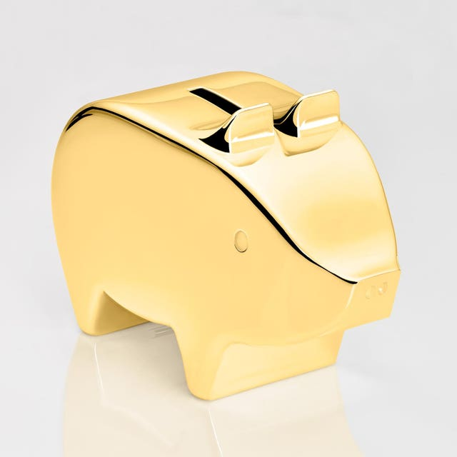 World's most expensive piggy bank