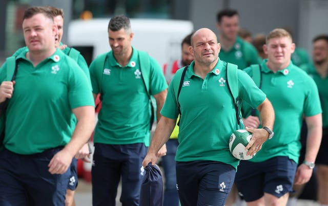 Ireland are ranked number one in the world