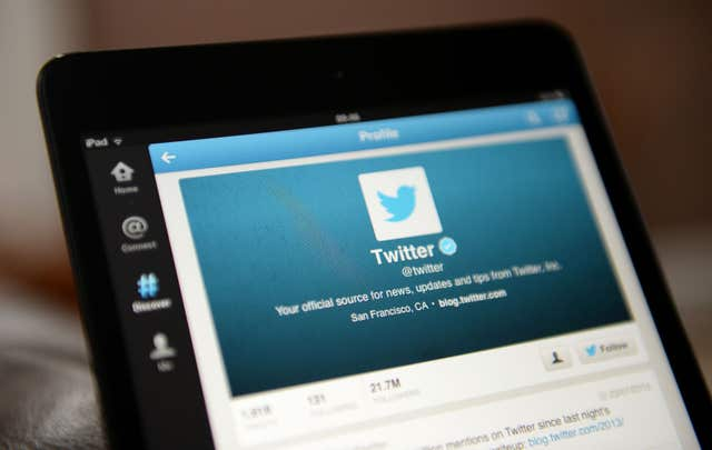 The social media giant is updating its terms of service (Andrew Matthews/PA)