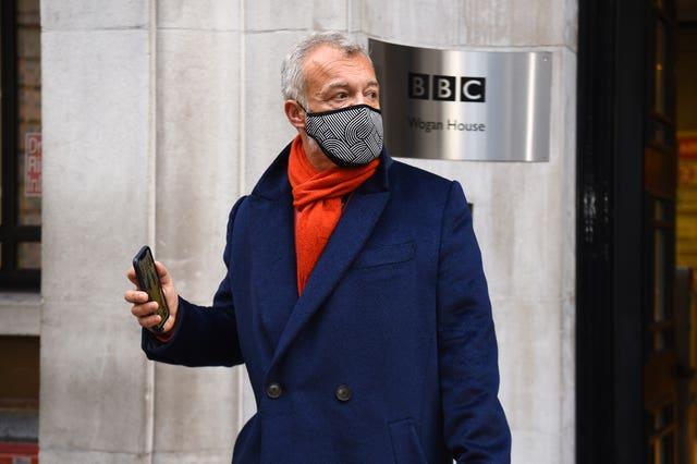Graham Norton final BBC Radio 2 programme