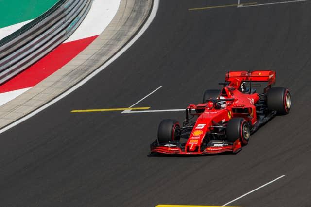 Sebastian Vettel has had a poor campaign