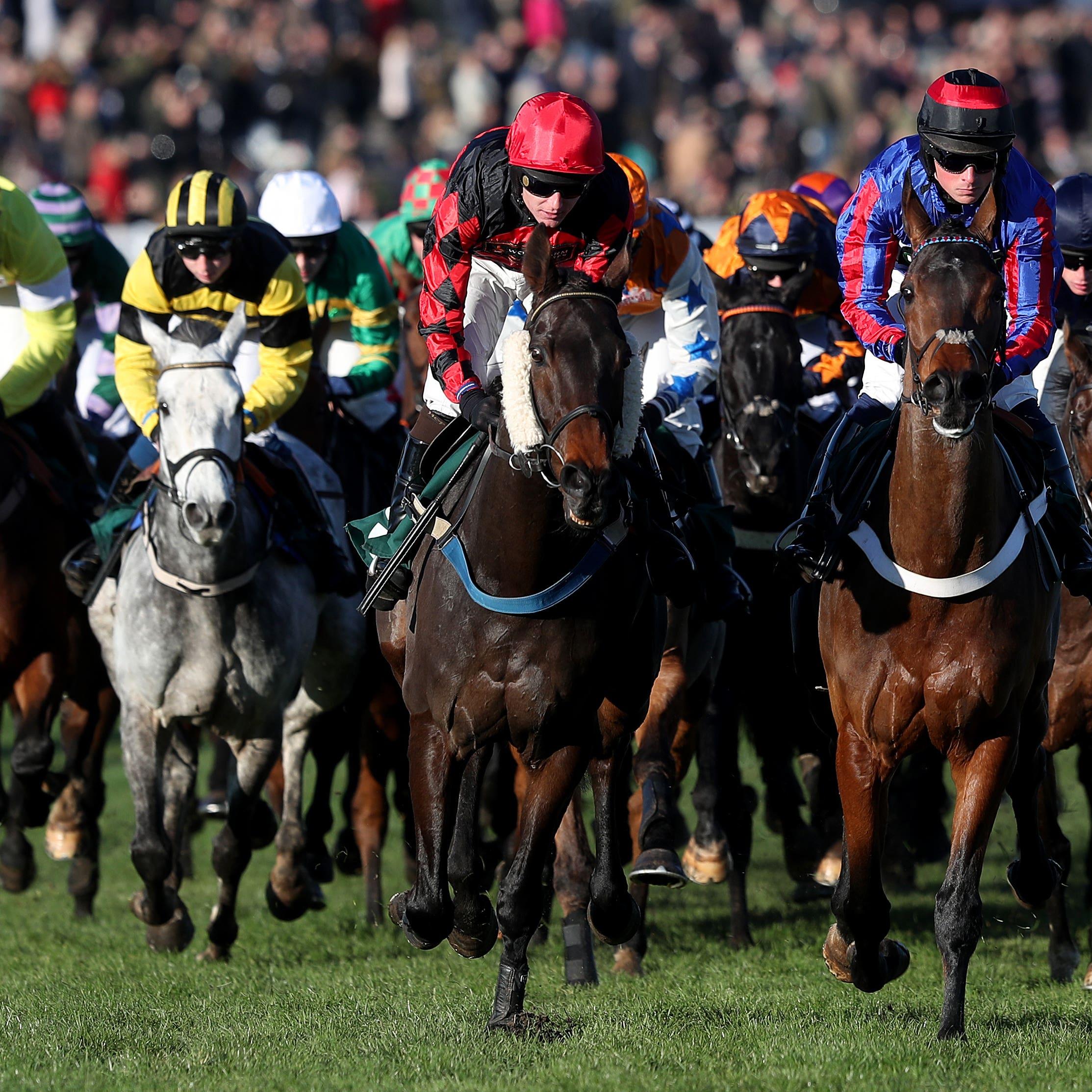 A lengthy break for equine flu could hit jockeys hard