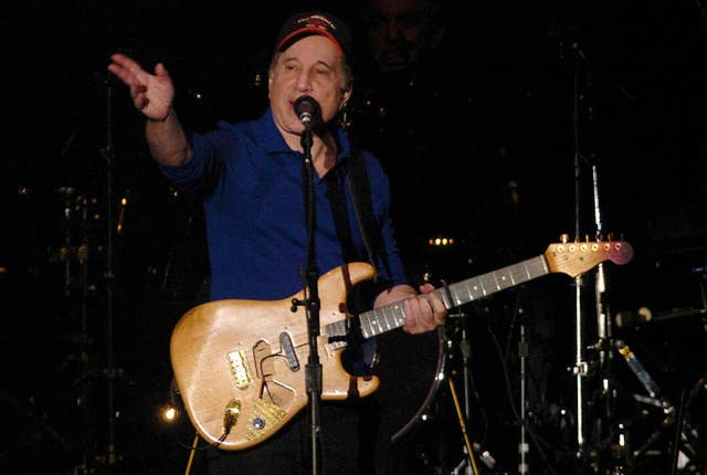 Paul Simon at Wembley Arena
