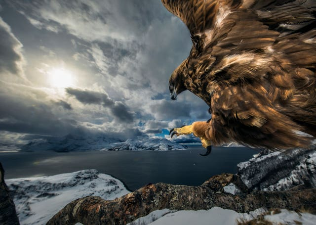 Land Of The Eagle by Audun Rikardsen
