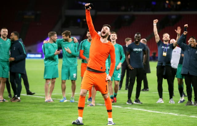 Hugo Lloris says he is not motivated by rivalry
