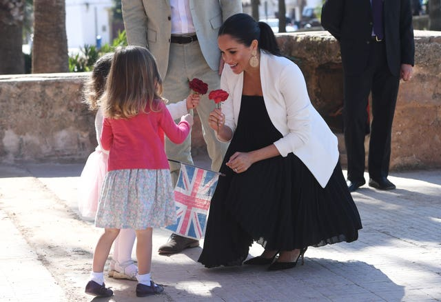 Duke and Duchess of Sussex visit to Morocco – Day 3