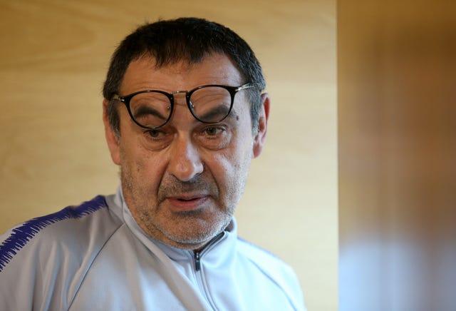 Maurizio Sarri File Photo