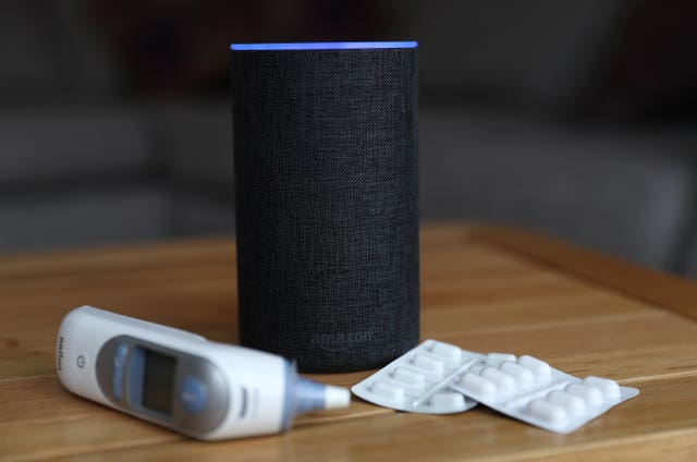 Alexa to search NHS websites