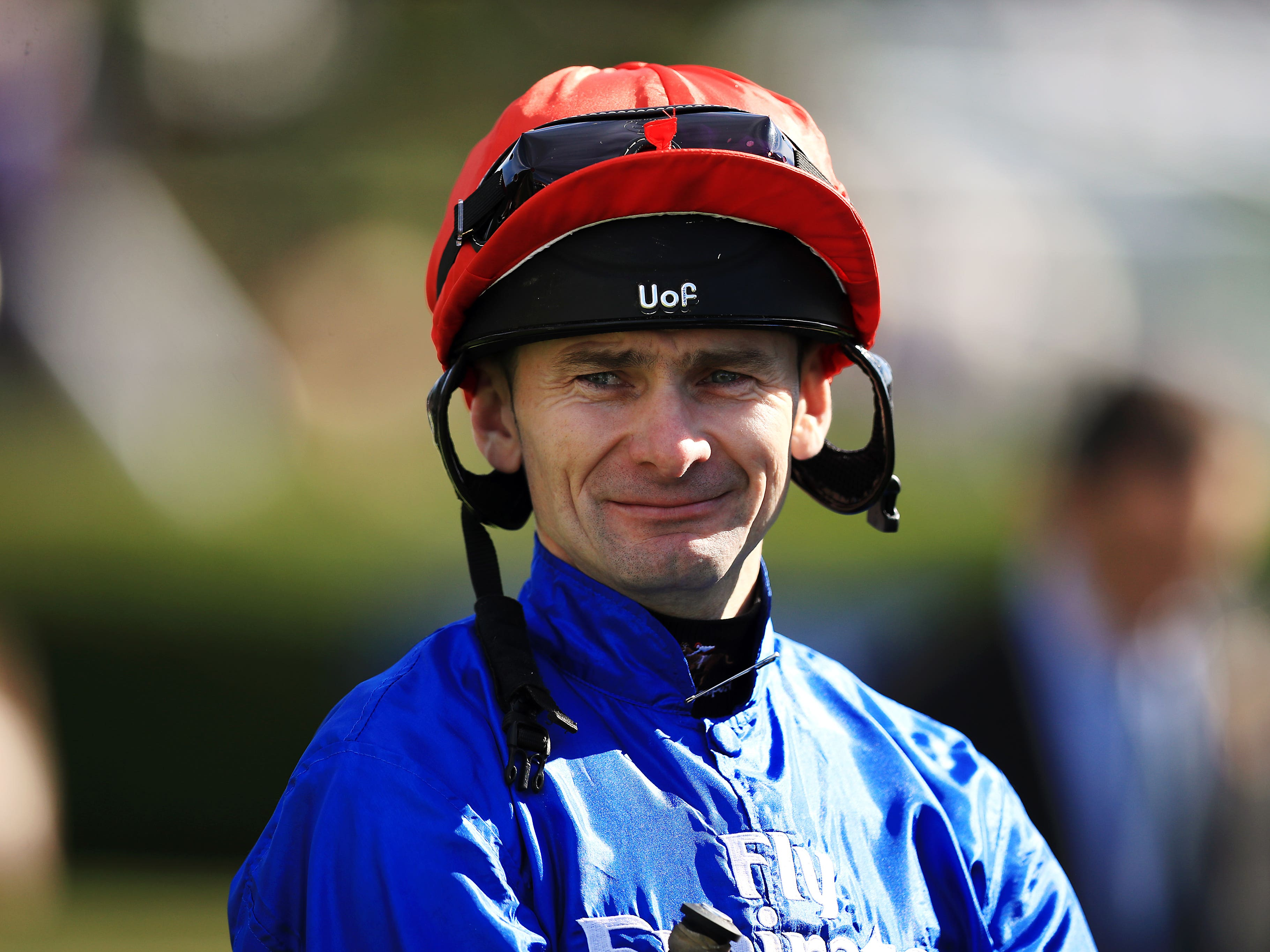 Jockey Robert Havlin has successfully appealed against a 10-day ban at Yarmouth (Mike Egerton/PA)
