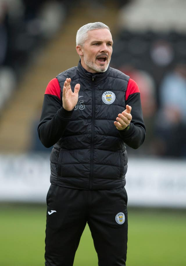 Jim Goodwin applauded the news