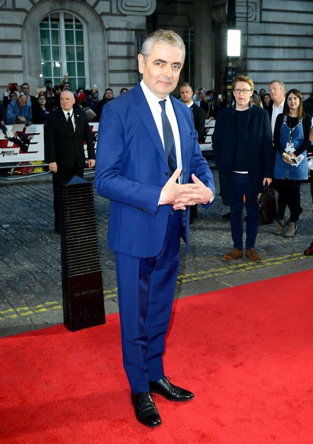 Johnny English Strikes Again Screening – London
