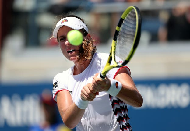 Konta had lost her last two first round matches at the US Open
