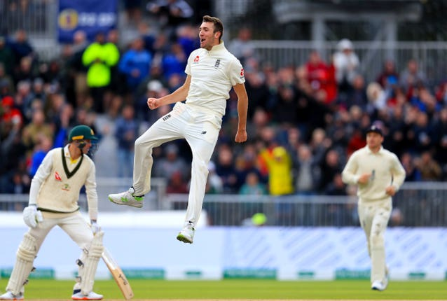 England v Australia – Fourth Test – Day One – 2019 Ashes Series – Emirates Old Trafford
