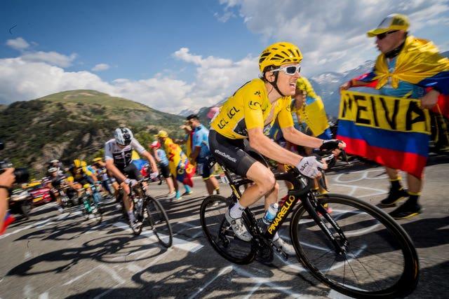 Tour de France 2018 – Stage 12 – Bourg-Saint-Maurice Les Arcs to Alpe d'Huez