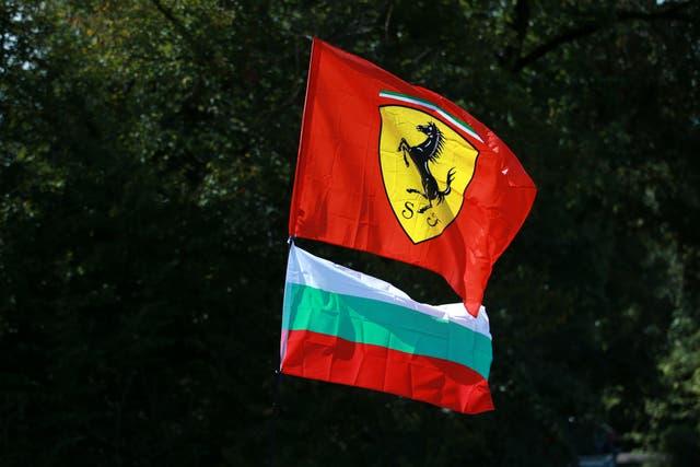 Motor Racing – Formula One World Championship – 2015 Italian Grand Prix – Qualifying Day – Monza Circuit