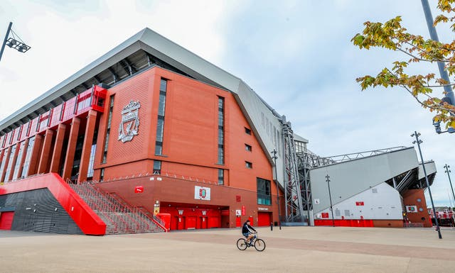 Anfield – Liverpool