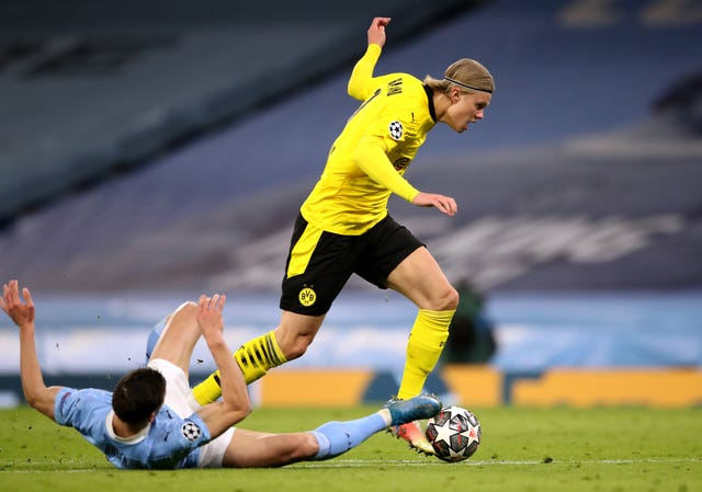 City will need to contain the dangerous Erling Haaland