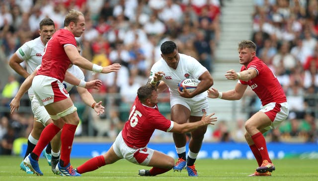 Wales were beaten by England last weekend