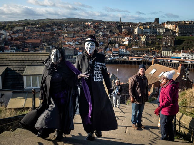 Whitby Goth Weekend
