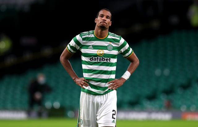 Celtic defender Christopher Jullien tested positive for coronavirus after his club's trip to Dubai