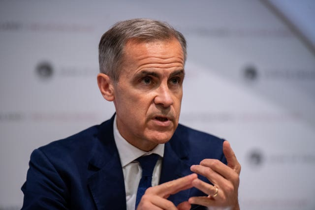 Bank of England inflation report and interest rate decision