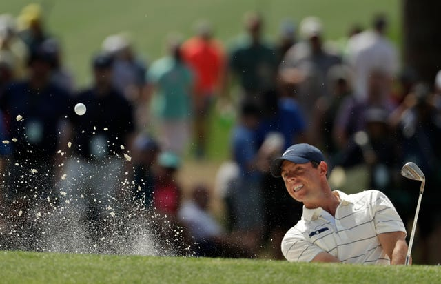 Rory McIlroy finished eight shots adrift of winners Tiger Woods at the Masters