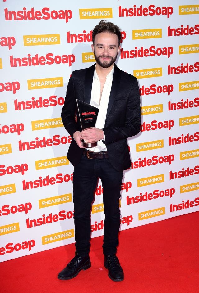 Inside Soap Awards 2018 – London