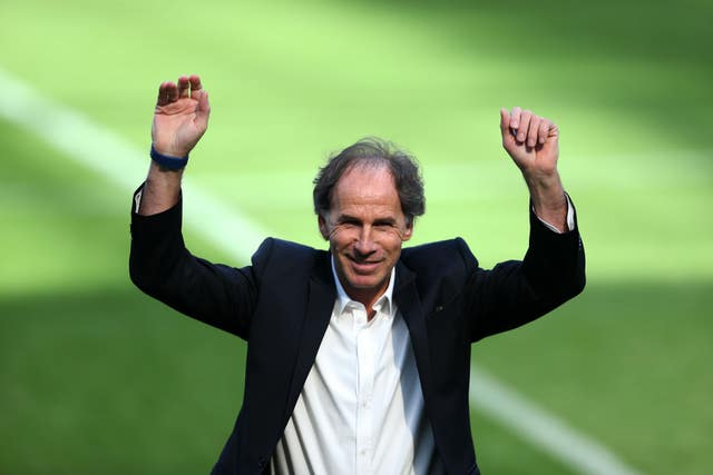 Franco Baresi: an indomitable presence for club and country (Lynne Cameron/PA)