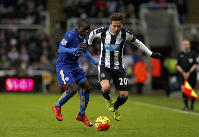 Florian Thauvin failed to make an impression at Newcastle