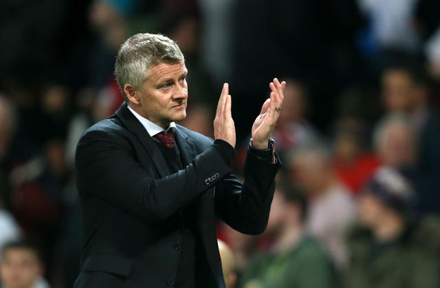 Ole Gunnar Solskjaer has come under pressure after a difficult run of form for United