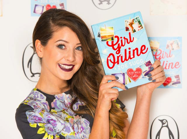 Girl Online Book Launch – London