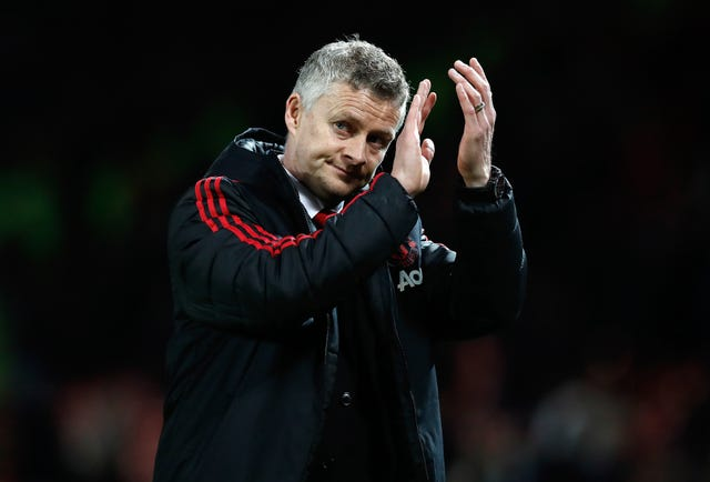 Manchester United manager Ole Gunnar Solskjaer has much to ponder at the moment