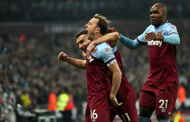 Mark Noble has been working with the club to help deal with the coronavirus crisis fallout