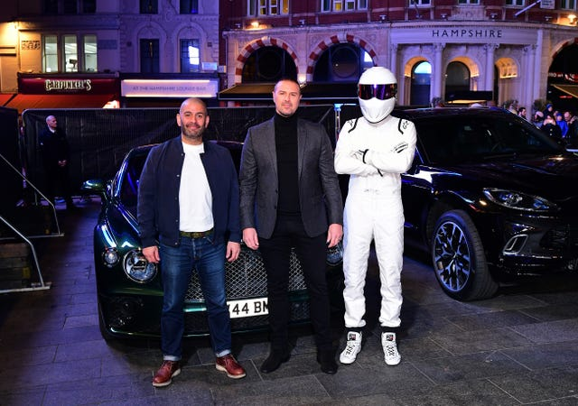 Top Gear Season 28 Premiere – London