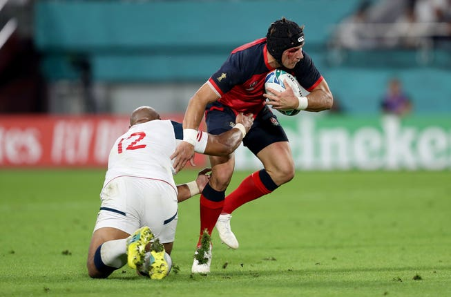 England's Piers Francis has been cited