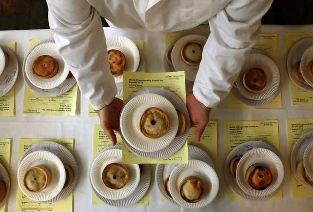 World Scotch pie championship