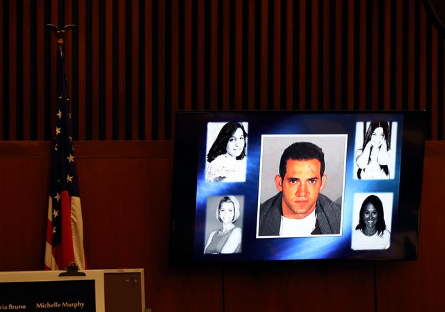 US Serial Killing Trial