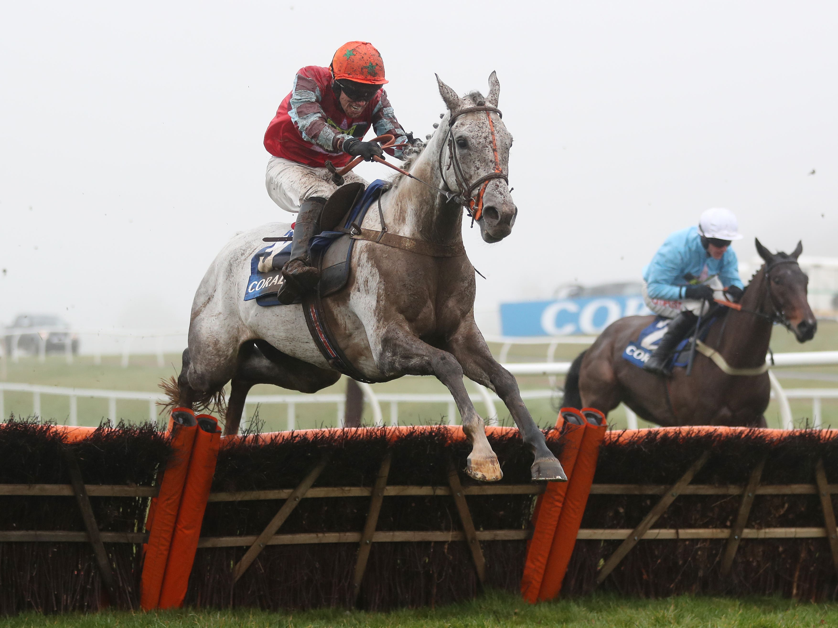 Tim Vaughan has earmarked two potential Grade Two options for Eva's Oskar (David Davies/PA Images)