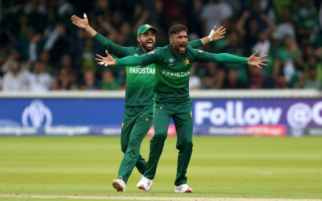 Pakistan v South Africa – ICC Cricket World Cup – Group Stage – Lord's